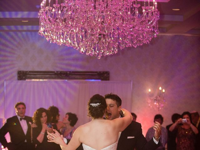 David and Amy's Wedding in Freehold, New Jersey 64