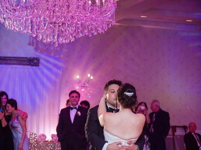 David and Amy's Wedding in Freehold, New Jersey 66