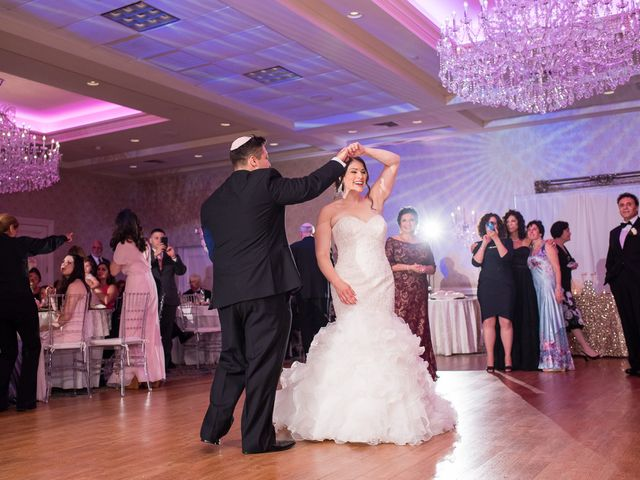 David and Amy's Wedding in Freehold, New Jersey 67