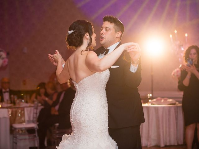 David and Amy's Wedding in Freehold, New Jersey 69