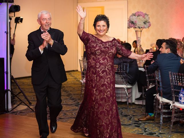 David and Amy's Wedding in Freehold, New Jersey 72