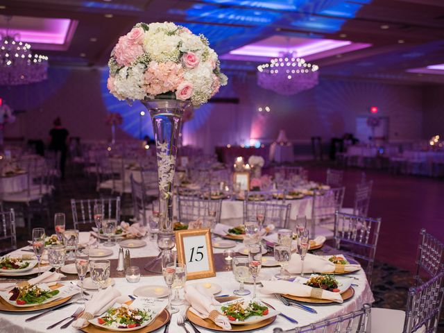 David and Amy's Wedding in Freehold, New Jersey 76