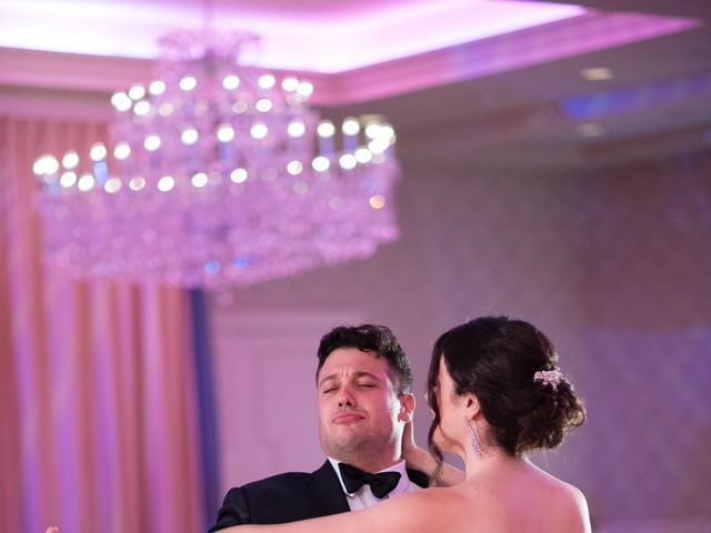 David and Amy's Wedding in Freehold, New Jersey 77