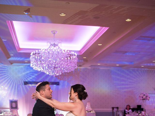 David and Amy's Wedding in Freehold, New Jersey 81