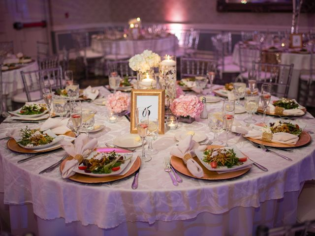 David and Amy's Wedding in Freehold, New Jersey 86