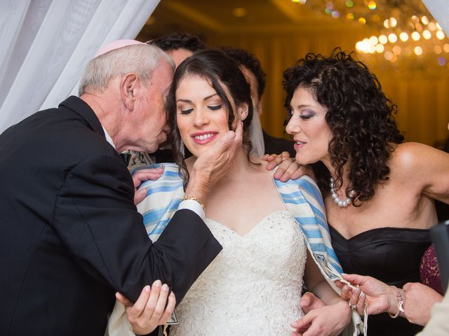 David and Amy's Wedding in Freehold, New Jersey 128