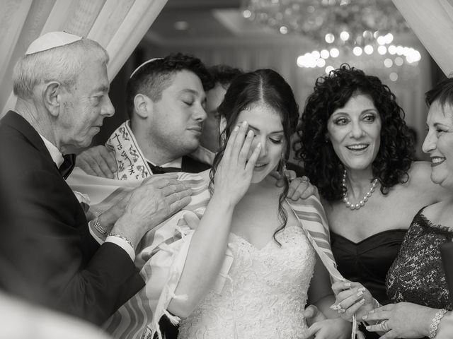 David and Amy's Wedding in Freehold, New Jersey 129