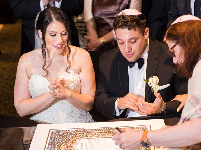 David and Amy's Wedding in Freehold, New Jersey 148