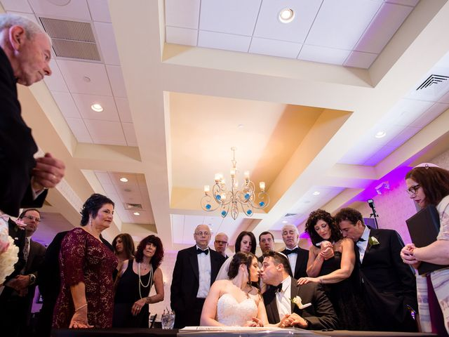 David and Amy's Wedding in Freehold, New Jersey 149