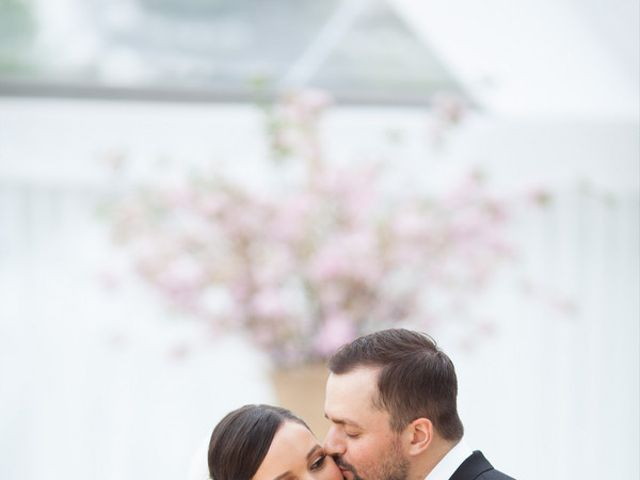 The wedding of Joseph and Daniela