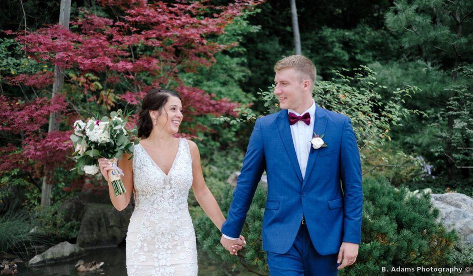 Trevor and Kiley's Wedding in Rockford, Illinois