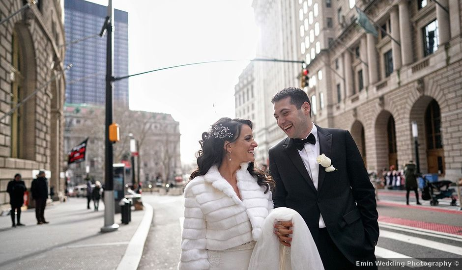 Michael and Julia's Wedding in New York, New York