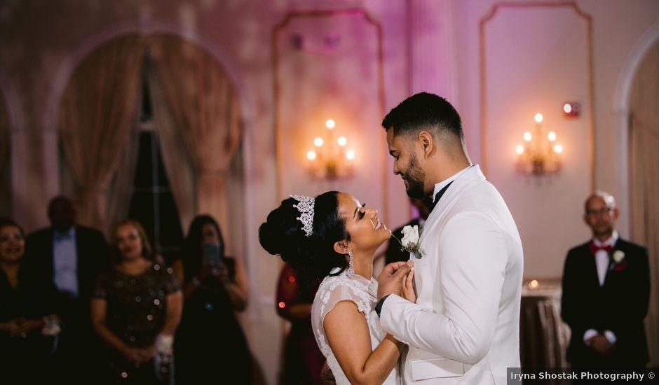 Ezequiel and Jinny's Wedding in Cinnaminson, New Jersey