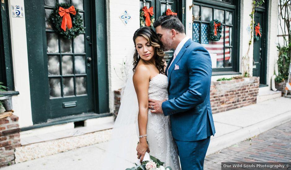 Andy and Karinna's Wedding in Saint Augustine, Florida