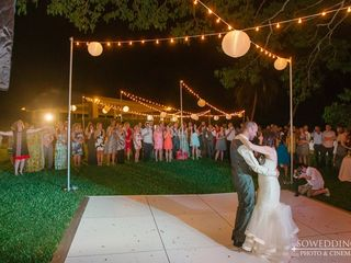 The wedding of Jim and Alisia 1