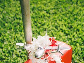 Alisia and Jim's Wedding in Kaneohe, Hawaii 16