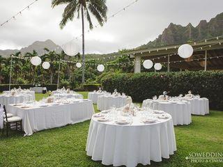 Alisia and Jim's Wedding in Kaneohe, Hawaii 15