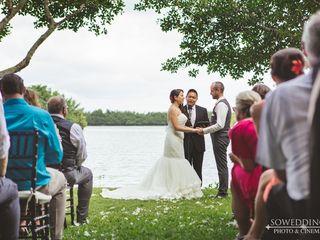 Alisia and Jim's Wedding in Kaneohe, Hawaii 8