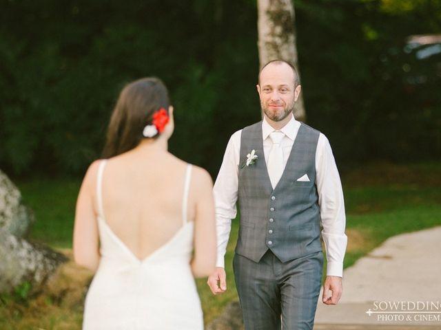 Alisia and Jim's Wedding in Kaneohe, Hawaii 5