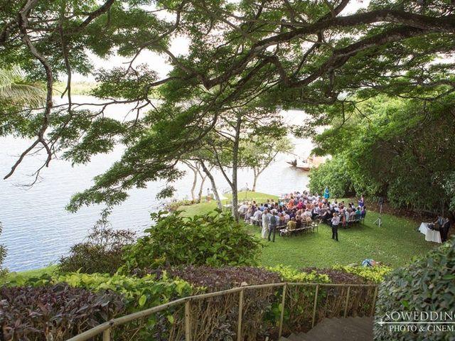 Alisia and Jim's Wedding in Kaneohe, Hawaii 9