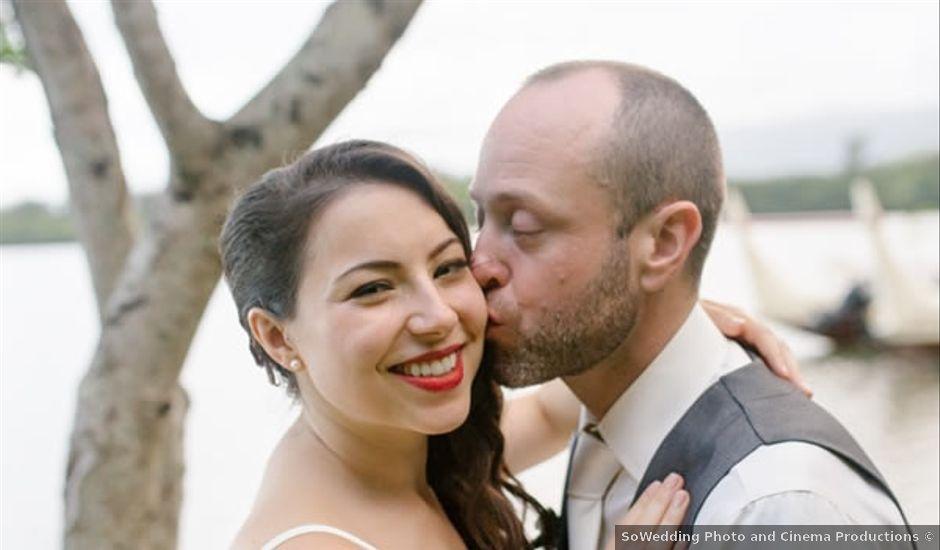 Alisia and Jim's Wedding in Kaneohe, Hawaii