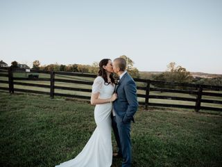 The wedding of Breanna and Michael