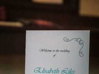 The wedding of Elisabeth and Cory 2