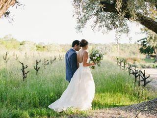The wedding of Helen and Jack