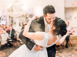 The wedding of Brandon and Quyen 1