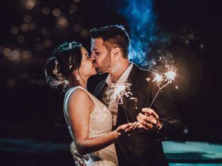 The wedding of Brandon and Quyen