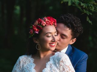 The wedding of Brandon and Gina 3