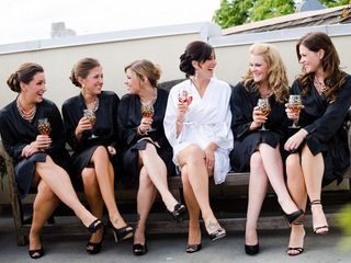The wedding of Kim and Jillian 2