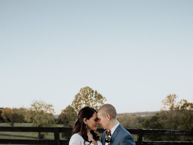 Michael and Breanna's Wedding in Nashville, Tennessee 1