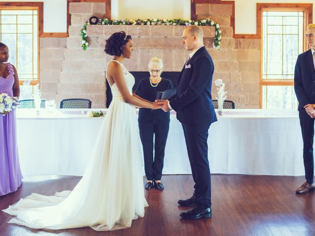 Warren and Olivia's Wedding in Matthews, North Carolina 2