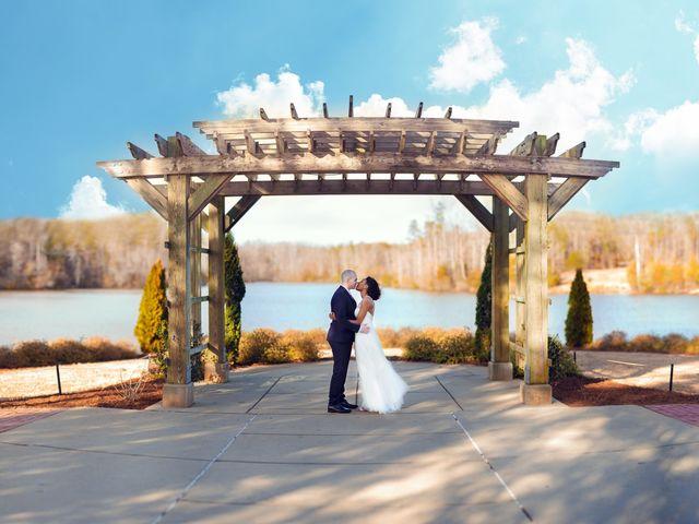 Warren and Olivia's Wedding in Matthews, North Carolina 1