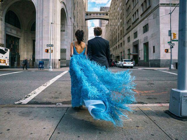 Vitaliy and Allison's Wedding in New York, New York 1