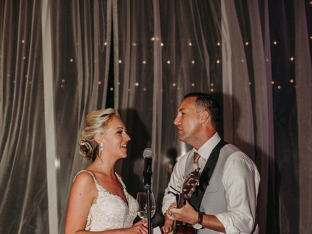 Kyle and Lily's Wedding in Marco Island, Florida 5