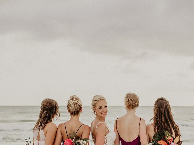 Kyle and Lily's Wedding in Marco Island, Florida 8