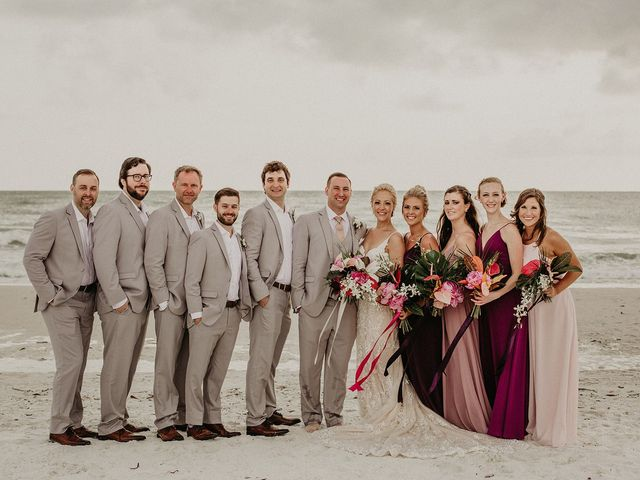 Kyle and Lily's Wedding in Marco Island, Florida 9