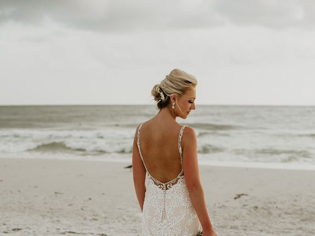 Kyle and Lily's Wedding in Marco Island, Florida 12