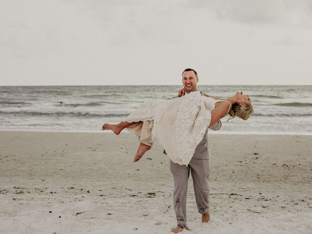 Kyle and Lily's Wedding in Marco Island, Florida 13