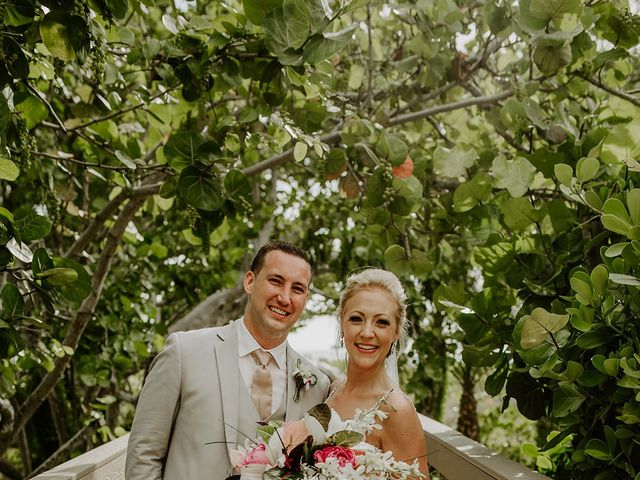 Kyle and Lily's Wedding in Marco Island, Florida 14