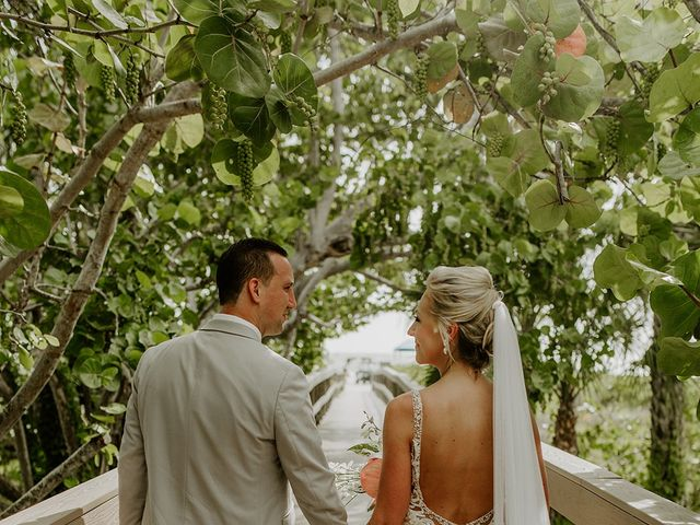 Kyle and Lily's Wedding in Marco Island, Florida 15