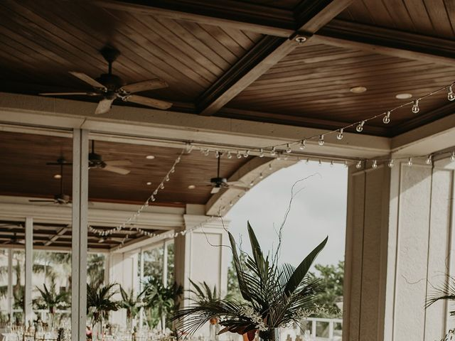 Kyle and Lily's Wedding in Marco Island, Florida 17