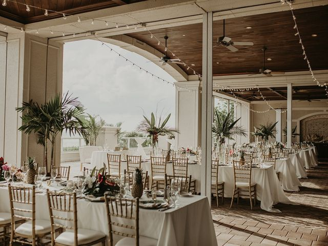 Kyle and Lily's Wedding in Marco Island, Florida 18