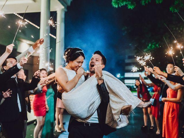 Quyen and Brandon's Wedding in Fairfax, Virginia 5
