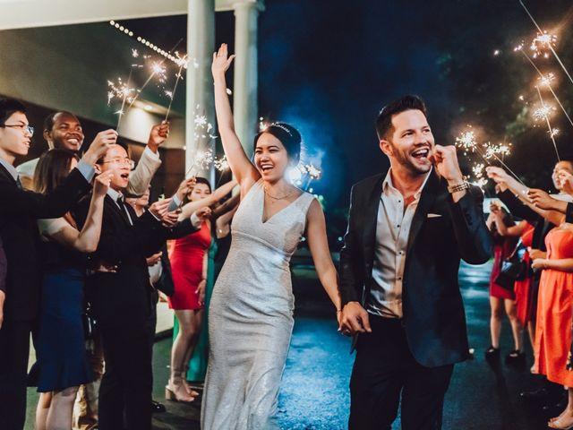 Quyen and Brandon's Wedding in Fairfax, Virginia 6