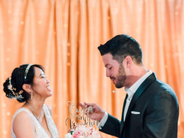 Quyen and Brandon's Wedding in Fairfax, Virginia 11