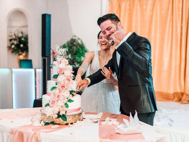 Quyen and Brandon's Wedding in Fairfax, Virginia 12