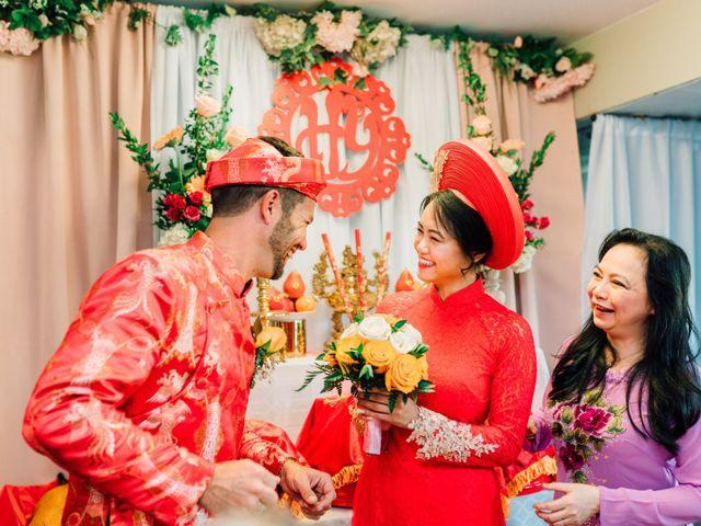 Quyen and Brandon's Wedding in Fairfax, Virginia 15